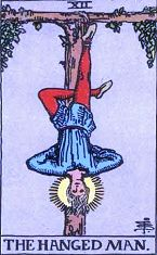 The Hanged Man (Positive)