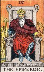 The Emperor (Positive)